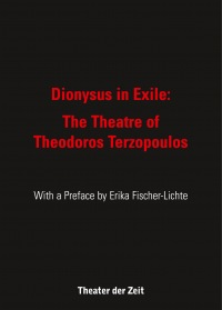 Cover Dionysus in Exile: